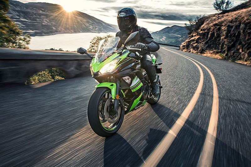 2017 Kawasaki Ninja 650 ABS KRT Edition in Canton, Ohio - Photo 54
