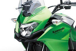 2017 Kawasaki Versys-X 300 in Marlboro, New York - Photo 4
