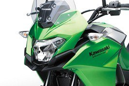 2017 Kawasaki Versys-X 300 ABS in Highland, Illinois