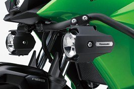 2017 Kawasaki Versys-X 300 ABS in Winterset, Iowa