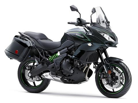 2017 Kawasaki Versys 650 ABS in Waterbury, Connecticut