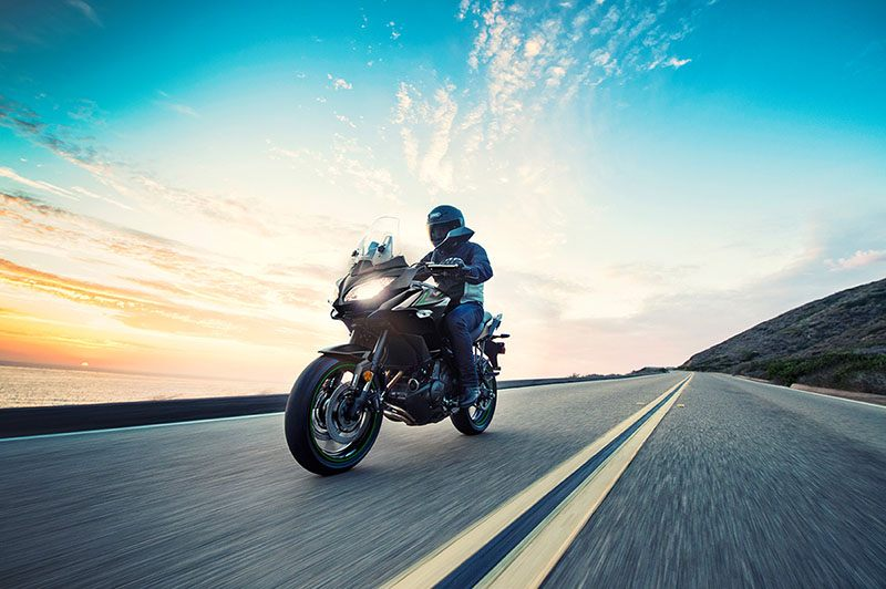 2017 Kawasaki Versys 650 ABS in Redding, California