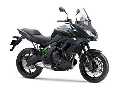 2017 Kawasaki Versys 650 ABS in Athens, Ohio