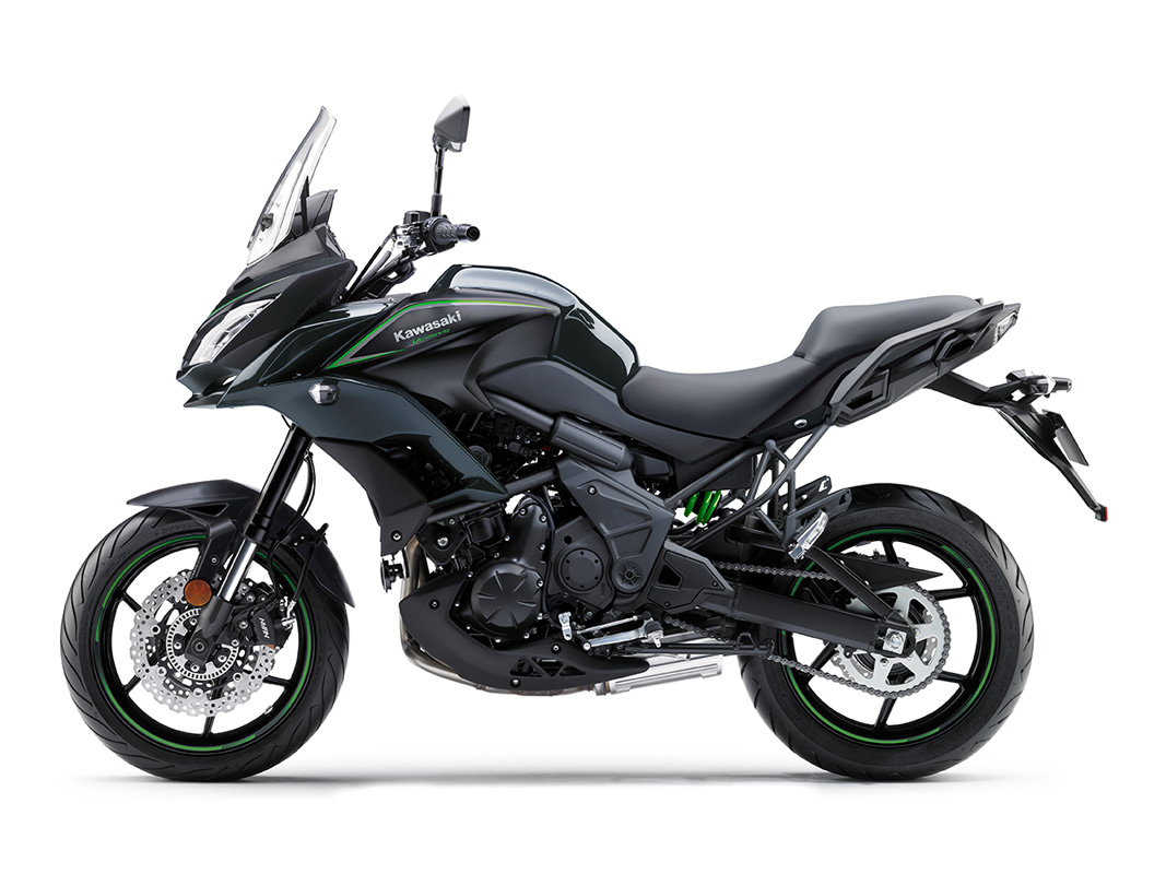 2017 Kawasaki Versys 650 ABS in Asheville, North Carolina
