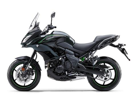 2017 Kawasaki Versys 650 ABS in Mount Pleasant, Michigan