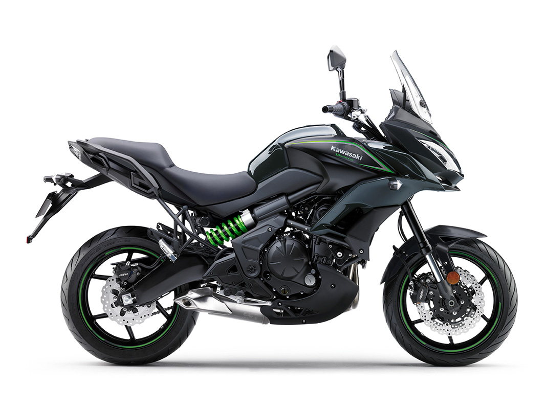 2017 Kawasaki Versys 650 ABS in Hollister, California