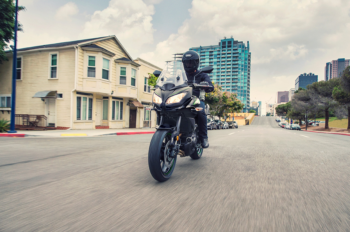 2017 Kawasaki Versys 650 ABS in Dallas, Texas