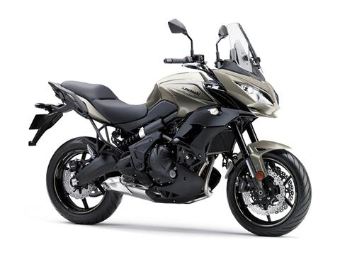 2017 Kawasaki Versys 650 ABS in Pompano Beach, Florida