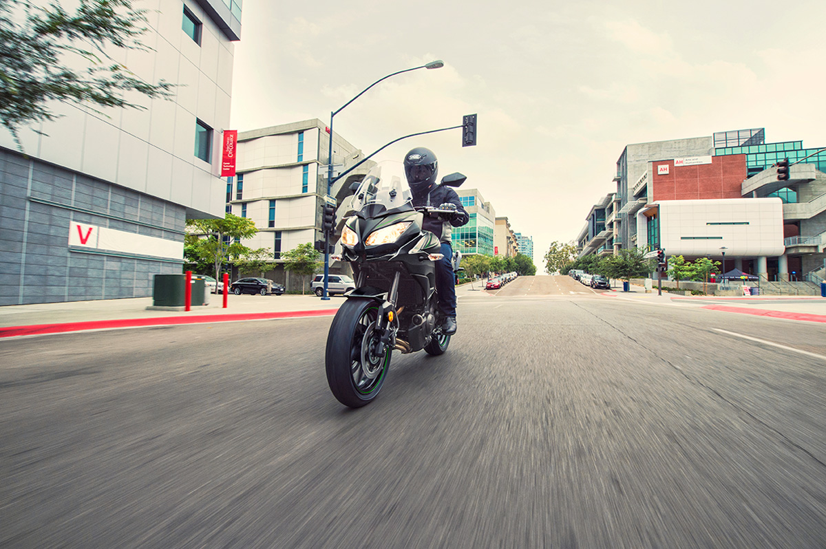 2017 Kawasaki Versys 650 ABS in Sacramento, California