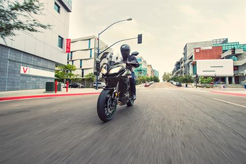 2017 Kawasaki Versys 650 ABS in Irvine, California