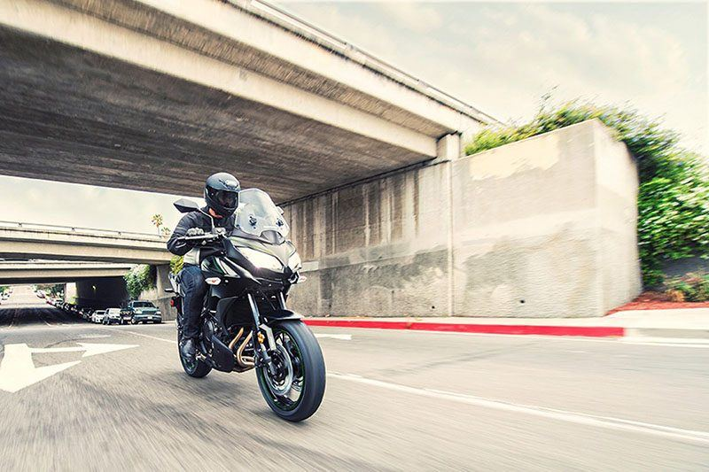 2017 Kawasaki Versys 650 ABS in Merced, California
