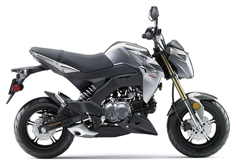 2017 Kawasaki Z125 Pro for sale 2422