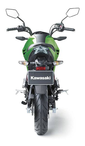 2017 Kawasaki Z125 Pro in Brooklyn, New York