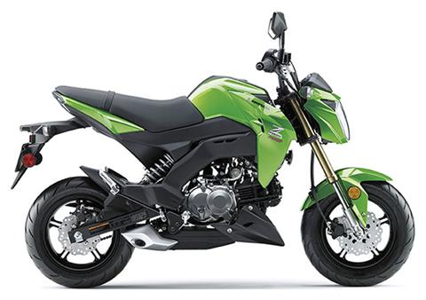 2017 Kawasaki Z125 Pro in Oak Creek, Wisconsin