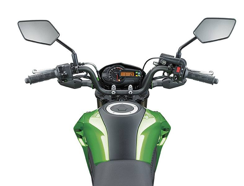 2017 Kawasaki Z125 Pro in Redding, California