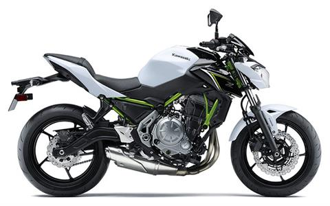 2017 Kawasaki Z650 in Redding, California