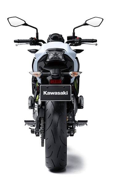 2017 Kawasaki Z650 in Bellevue, Washington