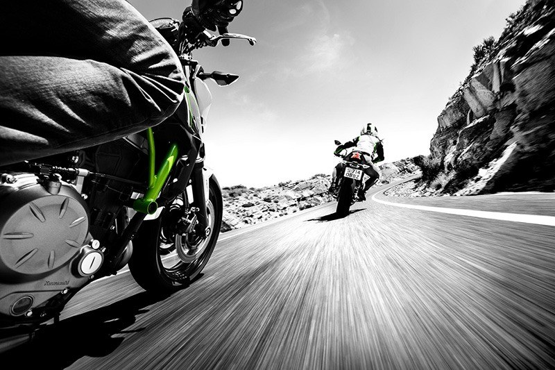 2017 Kawasaki Z650 in Bakersfield, California
