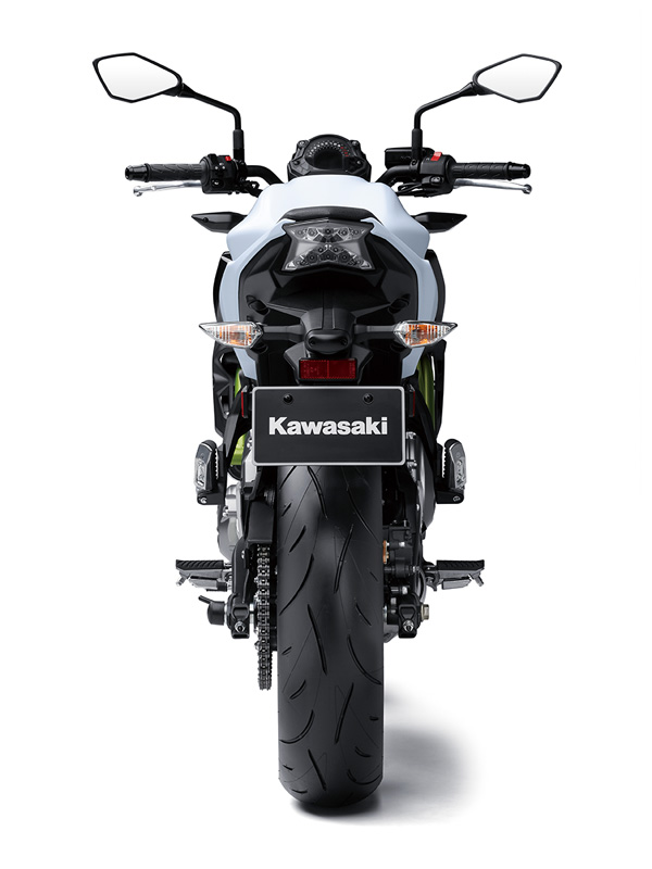 2017 Kawasaki Z650 in Highland, Illinois