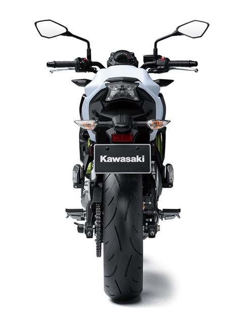 2017 Kawasaki Z650 in Greenville, North Carolina