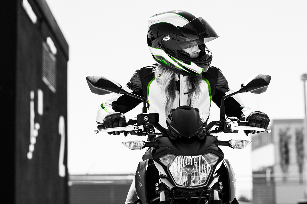 2017 Kawasaki Z650 ABS in Traverse City, Michigan