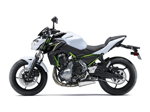 2017 Kawasaki Z650 ABS in Garden City, Kansas