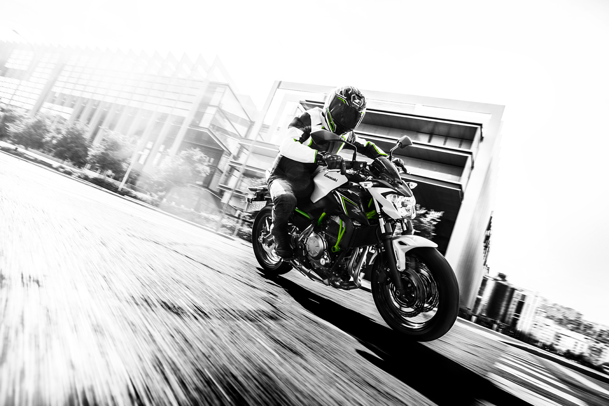 2017 Kawasaki Z650 ABS in Massillon, Ohio