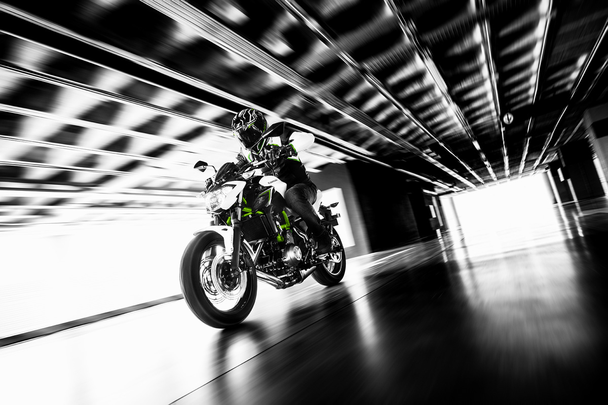 2017 Kawasaki Z650 ABS in Virginia Beach, Virginia