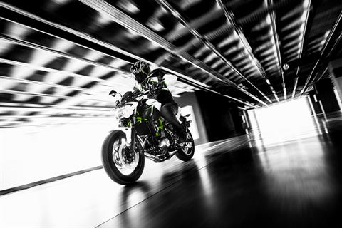 2017 Kawasaki Z650 ABS in Sacramento, California