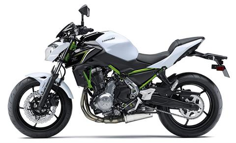 2017 Kawasaki Z650 ABS in North Reading, Massachusetts