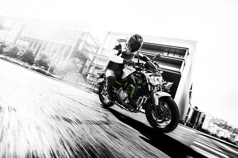 2017 Kawasaki Z650 ABS in Corona, California