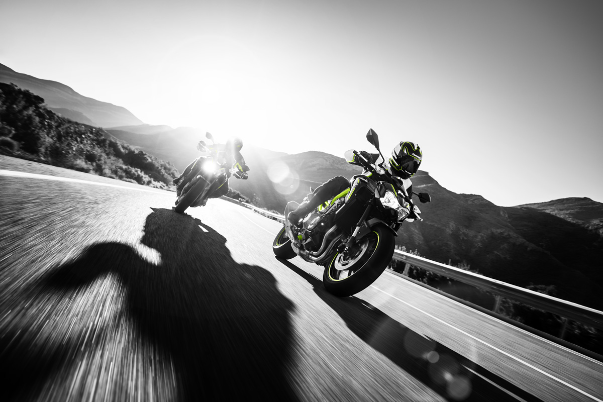 2017 Kawasaki Z900 in Yuba City, California