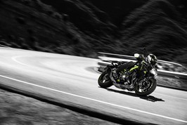 2017 Kawasaki Z900 in Waterbury, Connecticut