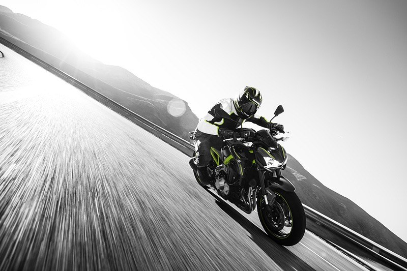 2017 Kawasaki Z900 in Bakersfield, California