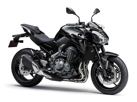 2017 Kawasaki Z900 ABS in Hialeah, Florida