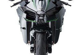 2017 Kawasaki NINJA H2 in Salinas, California