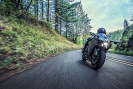 2017 Kawasaki NINJA H2 in Romney, West Virginia