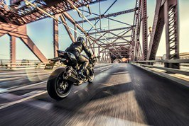 2017 Kawasaki NINJA H2 in Kittanning, Pennsylvania