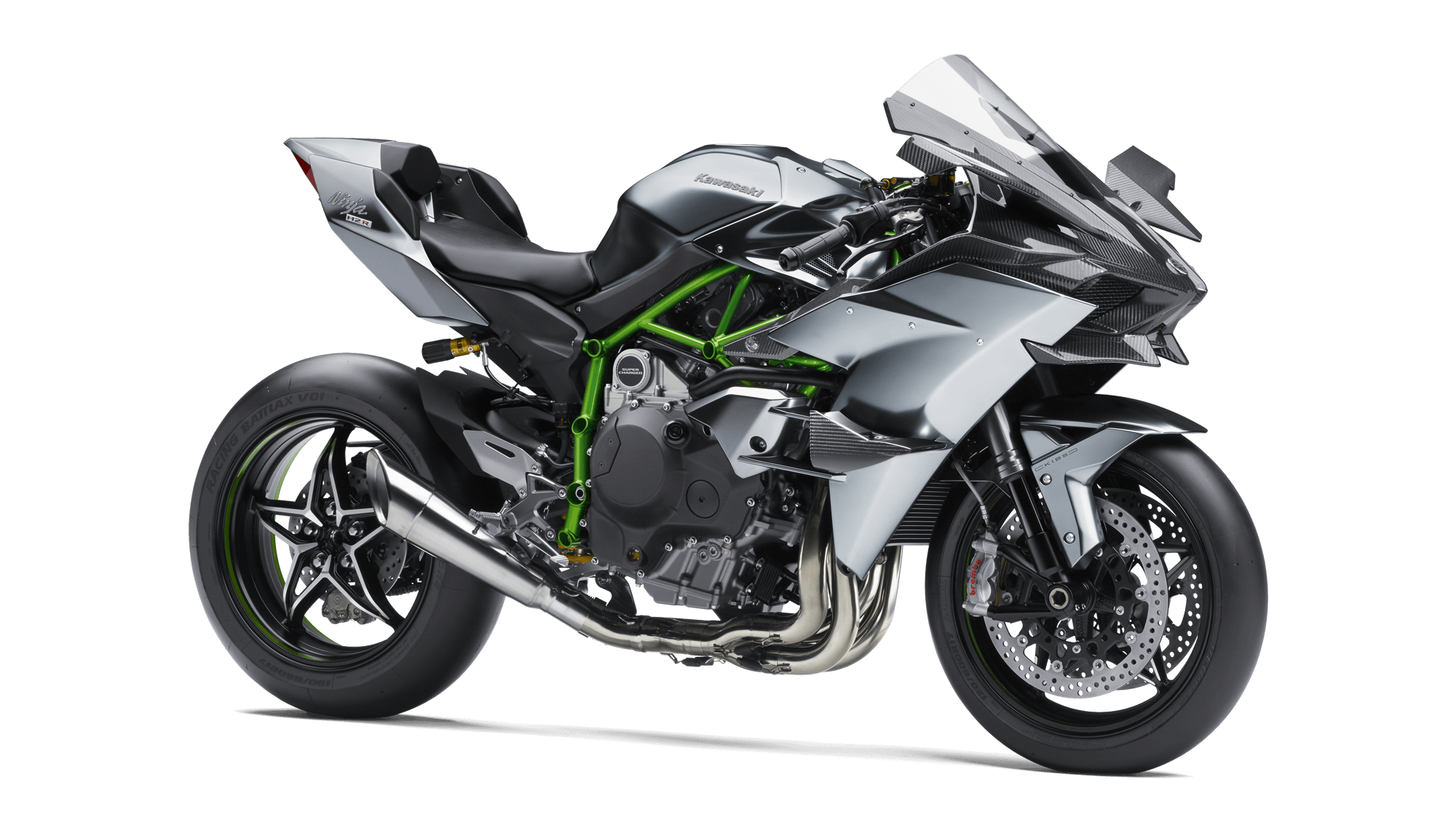 2017 Kawasaki NINJA H2R in Orange, California