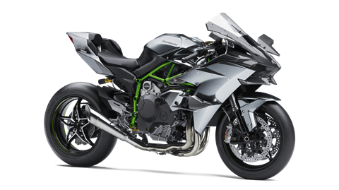 2017 Kawasaki NINJA H2R in Rock Falls, Illinois