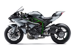 2017 Kawasaki NINJA H2R in San Jose, California