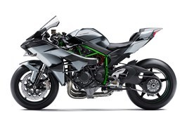2017 Kawasaki NINJA H2R in Mount Pleasant, Michigan