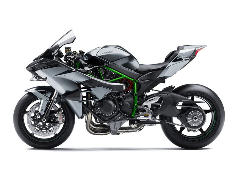2017 Kawasaki NINJA H2R in Greenville, South Carolina