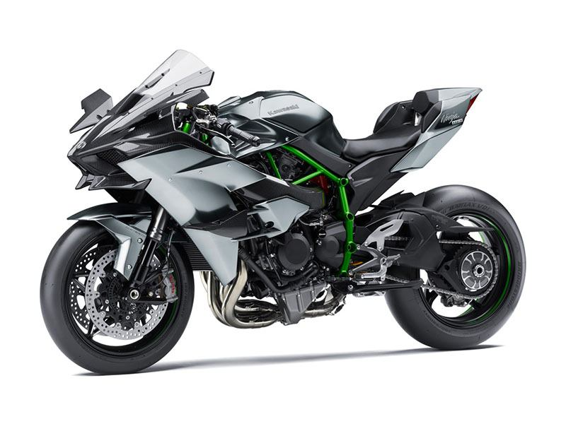 2017 Kawasaki NINJA H2R in Unionville, Virginia