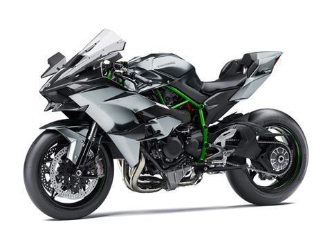 2017 Kawasaki NINJA H2R in Chanute, Kansas