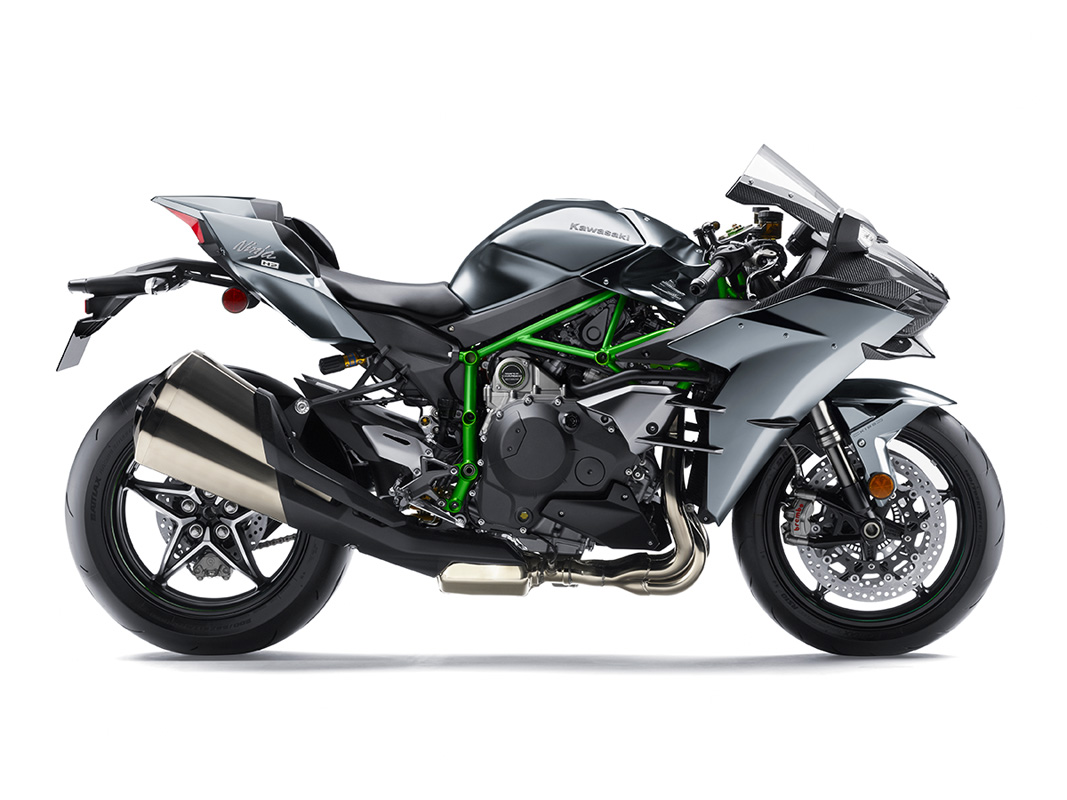 2017 Kawasaki NINJA H2 Carbon in Brooksville, Florida