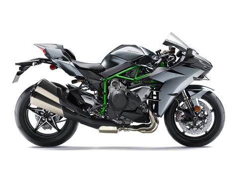 2017 Kawasaki NINJA H2 Carbon in Athens, Ohio