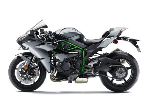 2017 Kawasaki NINJA H2 Carbon in Redding, California