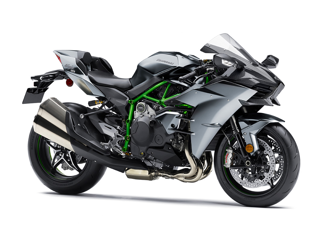 2017 Kawasaki NINJA H2 Carbon in Roseville, California