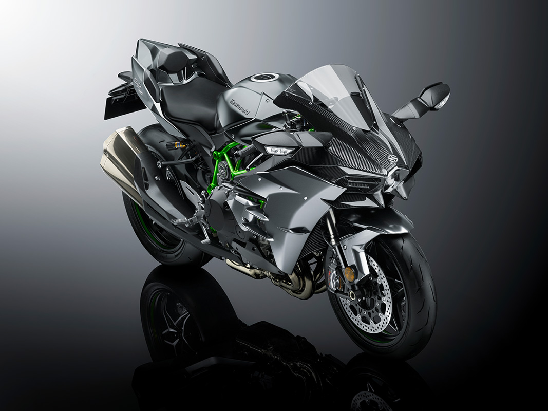 2017 Kawasaki NINJA H2 Carbon in Freeport, Illinois